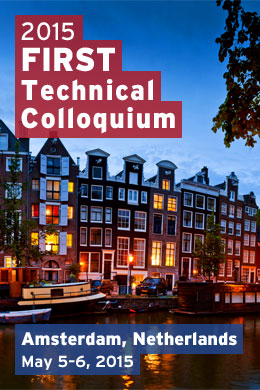 Amsterdam 2015 FIRST Technical Colloquium