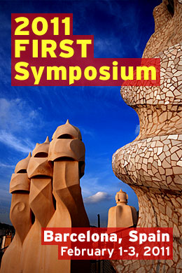 2011 FIRST Symposium, Barcelona