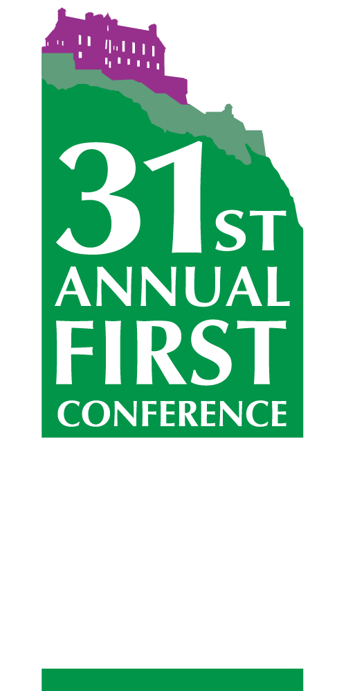 31st Annual FIRST Conference