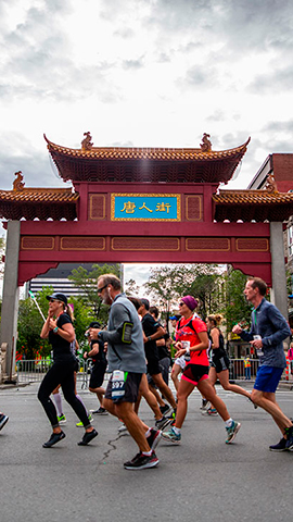 Oasis International Marathon Montréal