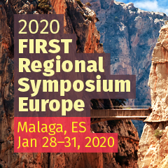 TF-CSIRT Meeting & FIRST Regional Symposium Europe, Espanha