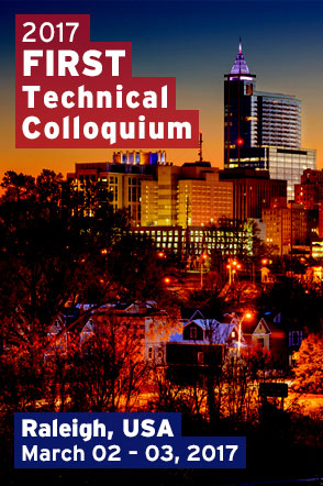 Raleigh 2017 FIRST Technical Colloquium