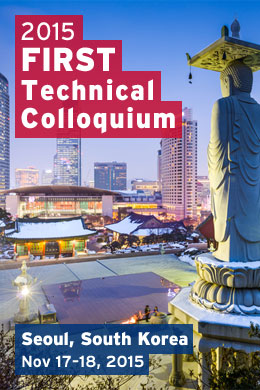 Seoul 2015 FIRST Technical Colloquium