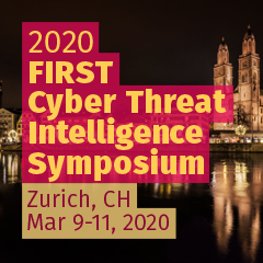 FIRST Cyber Threat Intelligence Symposium