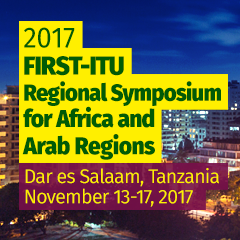 FIRST-ITU Regional Symposium for Africa and Arab Regions