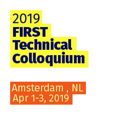 Amsterdam 2019 FIRST Technical Colloquium (NL)