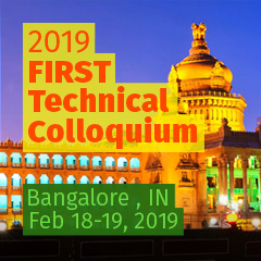 Bangalore 2019 FIRST Technical Colloquium