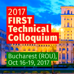 FIRST Technical Colloquium, Bucharest, ROU