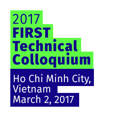 Ho Chi Minh City 2017 FIRST Technical Colloquium