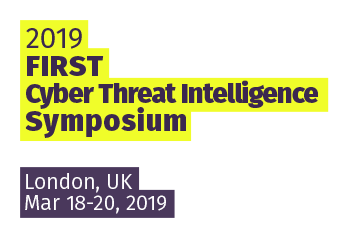 FIRST Cyber Threat Intelligence Symposium, London (UK)