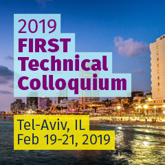 Tel Aviv 2019 FIRST Technical Colloquium