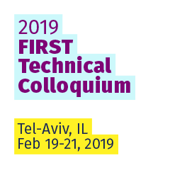 Save the Date: FIRST Technical Colloquium, Tel-Aviv (IL)