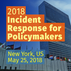 Incident Response for Policymakers, New York, US